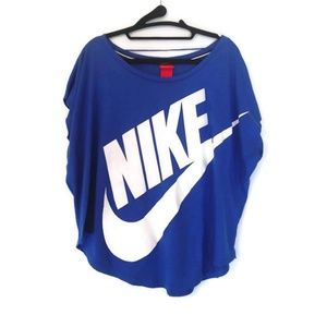 Nike Signal T shirt XL Royal Blue